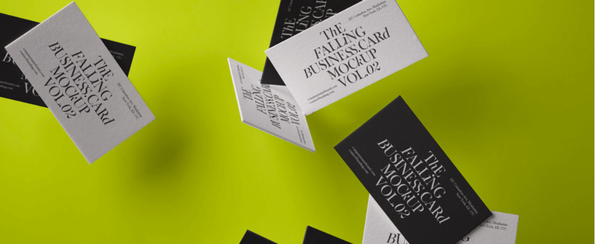 6 Steps to Designing an Amazing Business Card