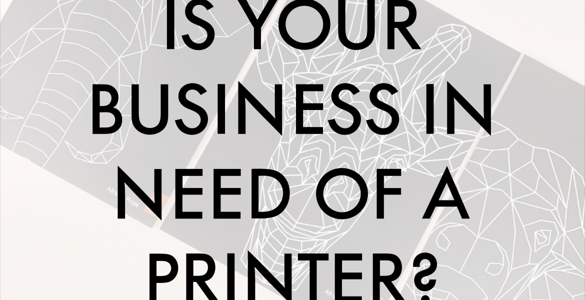 Are you a business in Melbourne looking for a great printer?